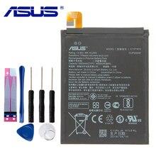 Original Asus ZenFone 3 Phone Battery For ASUS ZE553KL ZenFone 3 Dual Z01HDA SIM LTE Zoom S C11P1612 5000mAh asus zenfone 2 laser 16gb ze500kl dual sim lte black