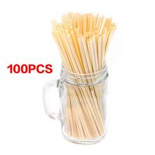 A+ Grade 20CM Wheat Straw Environmentally Friendly 100PCS / Pack