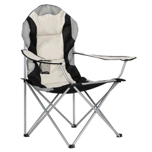 Foldable Medium Camping Chair Portable Lightweight Outdoor For Garden BBQ Hiking Seat Fishing Chair Ultralight Folding Chairs cheap Fabric 105 x 58 x 58cm Beach Chair 71806999 Outdoor Furniture Modern 57cm 75cm 52cm 149 69kg