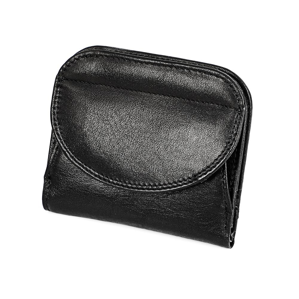 Autumn Winter Women Wallet Fashion Coin Proket Genuine Leather Female Wallets Small Card Holder Short Purses Money Bag For Girls