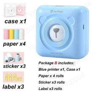 Image 2 - Mini Stampante Fotografica Tasca Per Il telefono Mobile Android e iOS