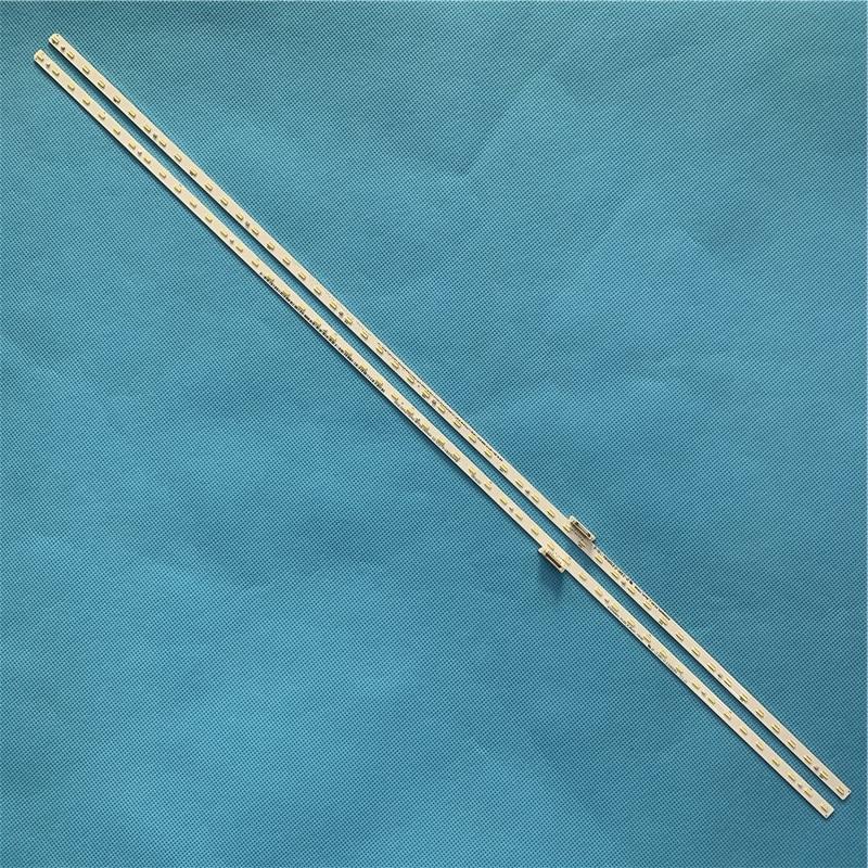 2 PCS 600mm LED Backlight Strip 51 Lamp For STO550AP4_51LED_L/R_Rev01_170105 Tv Parts