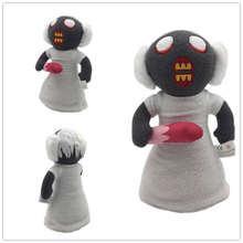 25 см пугающая плюшевая игрушка аниме окружающие игры ужасов