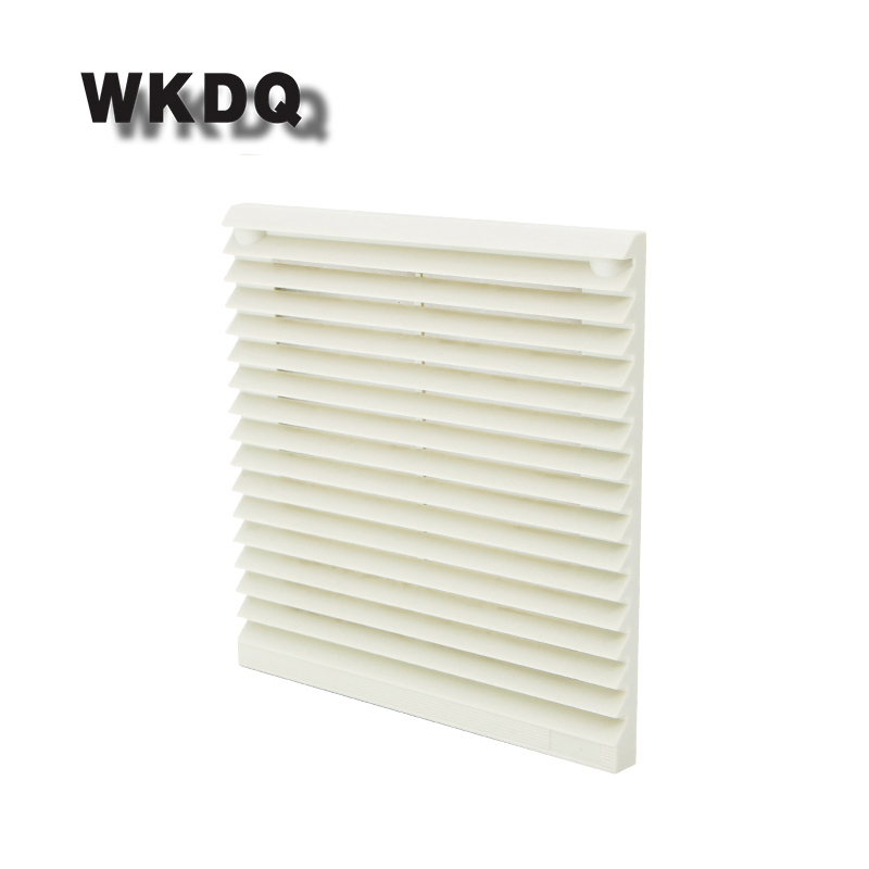 FK-3321-300 Cabinet  Ventilation Filter Set Shutters Cover  Fan Grille Louvers Blower Exhaust Fan Filter Filter Without Fan