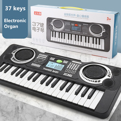 Electronic Piano Child 37-key Small Piano Electronic Piano Music Educational Toy Musical Instrument Simulation Piano
