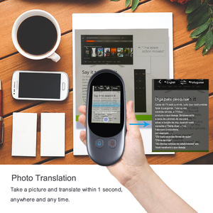 Image 2 - Draagbare Voice Vertaler Mini Pocket Real Time Multi Talen Offline Wifi Online Reizen Tradutor Tolk Machine