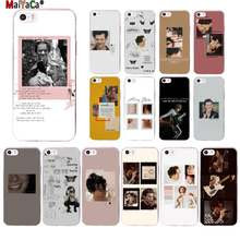 MaiYaCa Harry Styles couverture de téléphone Design Unique de luxe pour Apple iPhone 11 pro 8 7 6 6S Plus X XS MAX 5 5S SE XR couverture(China)