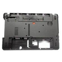 Caso inferior para packard bell easynote tv11cm tv11hc base capa ap0hj000a00 ap0nn000100