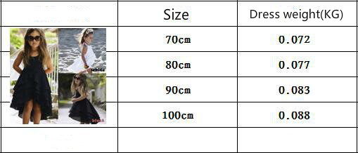 Waiwaibear Sleeveless Girls Dress Baby Girl Clothes Solid Dress Wedding Pageant Formal Dresses Sundress Clothing Open Back in Dresses from Mother Kids