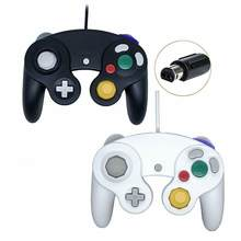 Gamepad com fio para ngc para gamecube controlador para wii wiiu gamecube para joystick joypad consoles de jogos acessórios