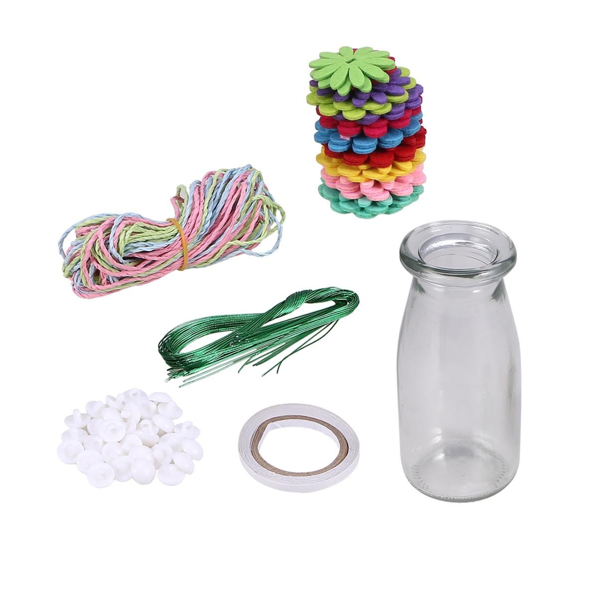NICEXMAS 1 Set Material DIY Handmade Creative Material Package For Toddlers