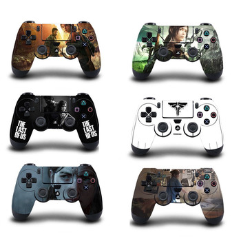 The Last of Us Protective Cover Sticker For PS4 Controller Skin For Playstation 4 Pro Slim Decal PS4 Skin Sticker Vinyl 1