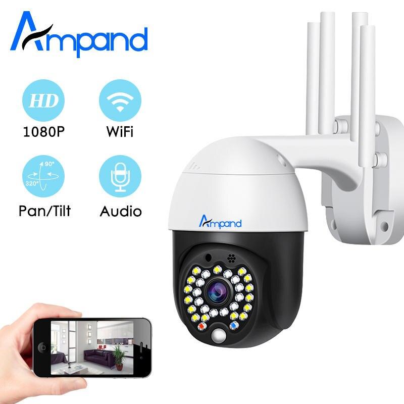 Camera Outdoor Cloud-Storage Cctv-Surveillance Home-Security Wifi Ptz Speed Dome Waterproof