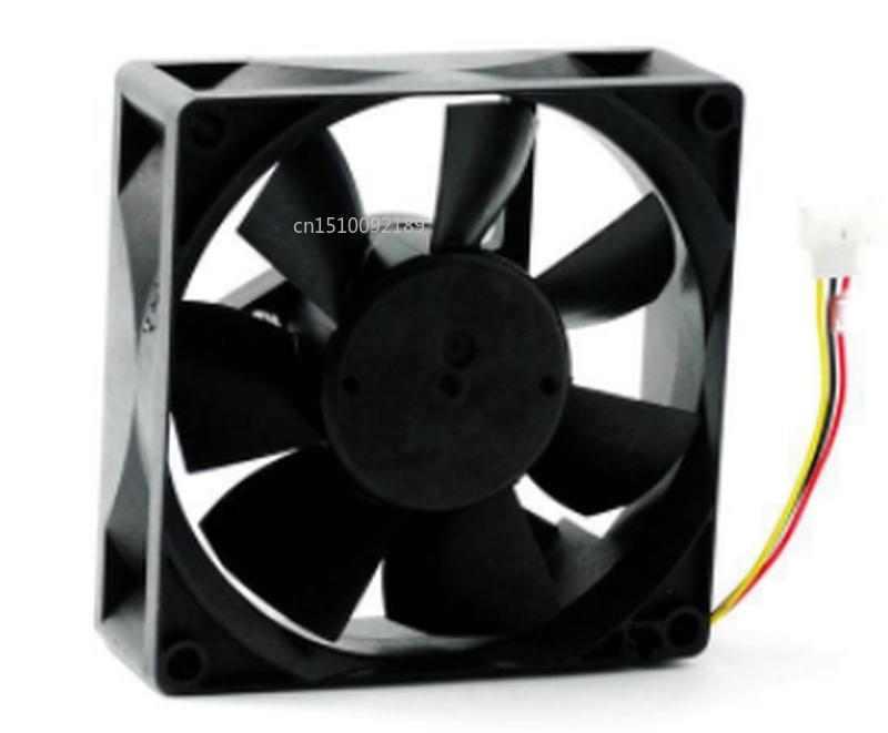 SXDOOL MMF-08D24ES RN7 8025 8cm 80mm DC 24V 0.16A server inverter cooling fan