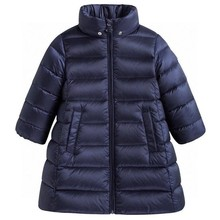 Clothing Down-Jacket Warm Girls Baby Teen Winter Children's High-End