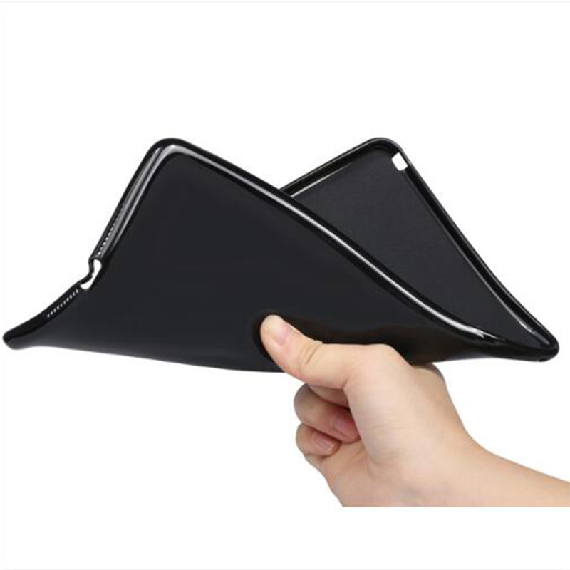 Soft Shell Black For iPad 10 2 2019 7th Gen A2200 A2198 A2232 Case Auto Sleep Wake Up Flip