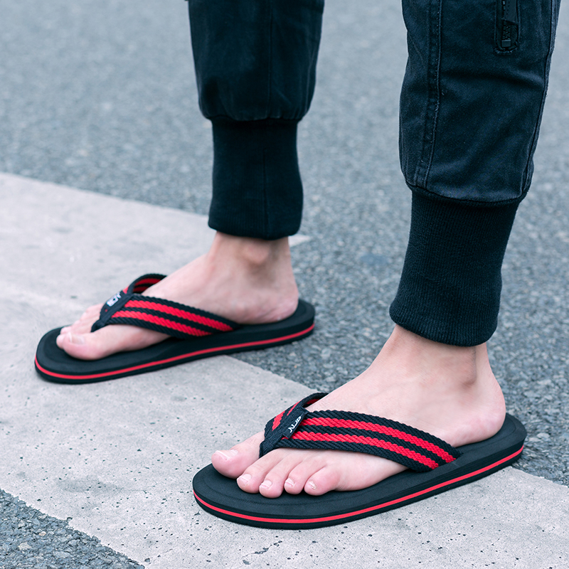 Summer Men Flip Flops High Quality Comfortable Beach Sandals Shoes for Men Male Slippers Plus Size 47 Casual Shoes Free shipping 2