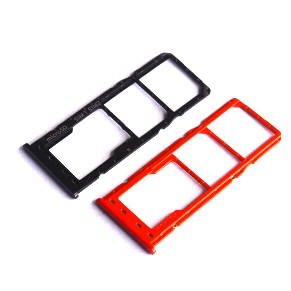SIM Tray Holder SD Card Reader Slot Adapter For Samsung Galaxy A10 A105F A105DS