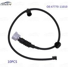 10 шт 4777011010 тормозных колодок датчик износа для lexus lc