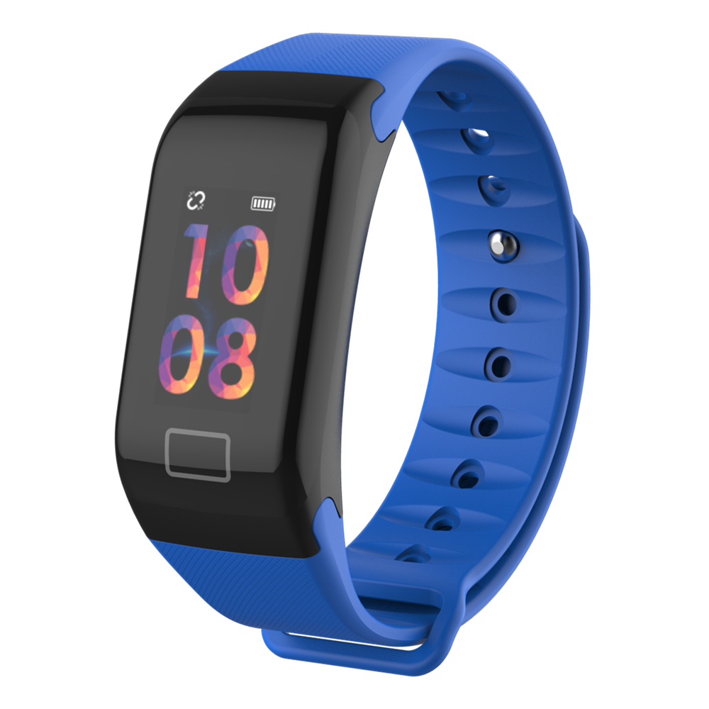 HIWEGO F1 Plus Smart band Blood Pressure Waterproof Color Screen Sports Smart Bracelet Heart Rate Monitor Smart Wristband 2020