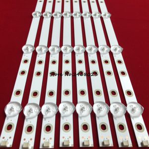 Image 5 - One Set=16pieces for Led Backlight KDL 65W850 650TV02 V3 CX 65S03E01 2B762 0A 565 3850 CX 65S03E01 2B753 0 A 5CN 3182 V 8 Lamps