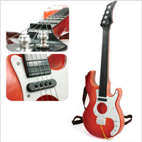 Portable Simulation Toy Guitar Guitarra Bass Toys Practice Guitar Gift Guitar     -