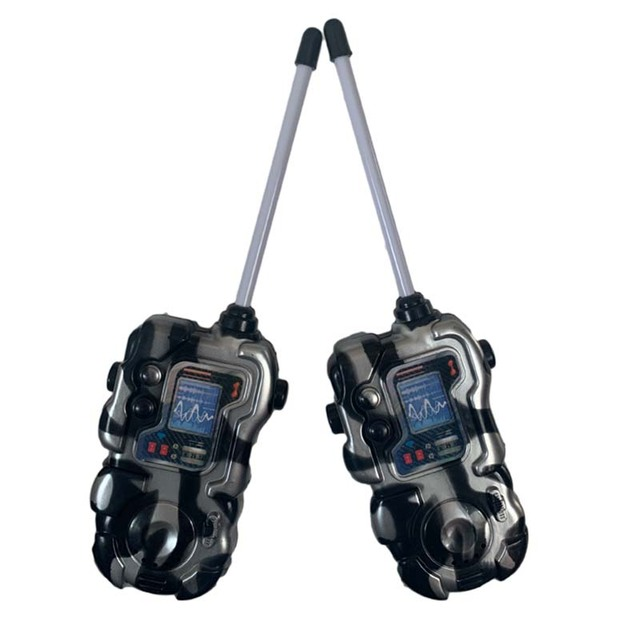 2pc Wireless Walkie Talkies Toys Kids Funny Gadget Radio Talkie Parent-child Interactive Game Electronic Toys Children Gift