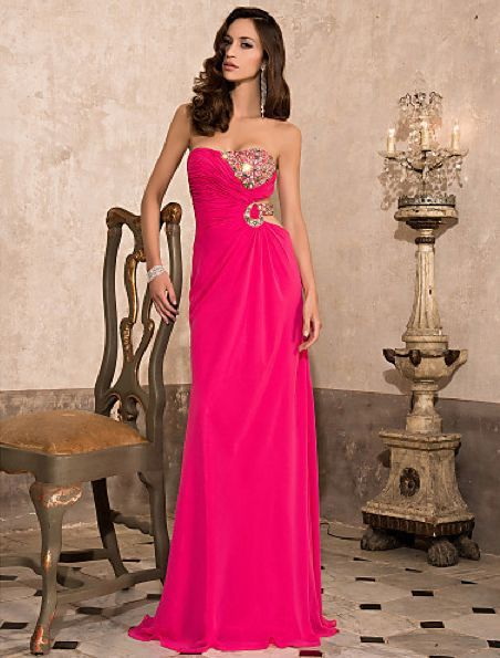 Free Shipping 2019 Christian Designer New Fashion Sweetheart Crystal Beading Sexy Red Custom Size Quinceanera Bridesmaid Dresses