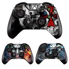 Microsoft Xbox One 컨트롤러 데칼 컨트롤러 스킨 용 Surper Hero 비닐 스킨 스티커
