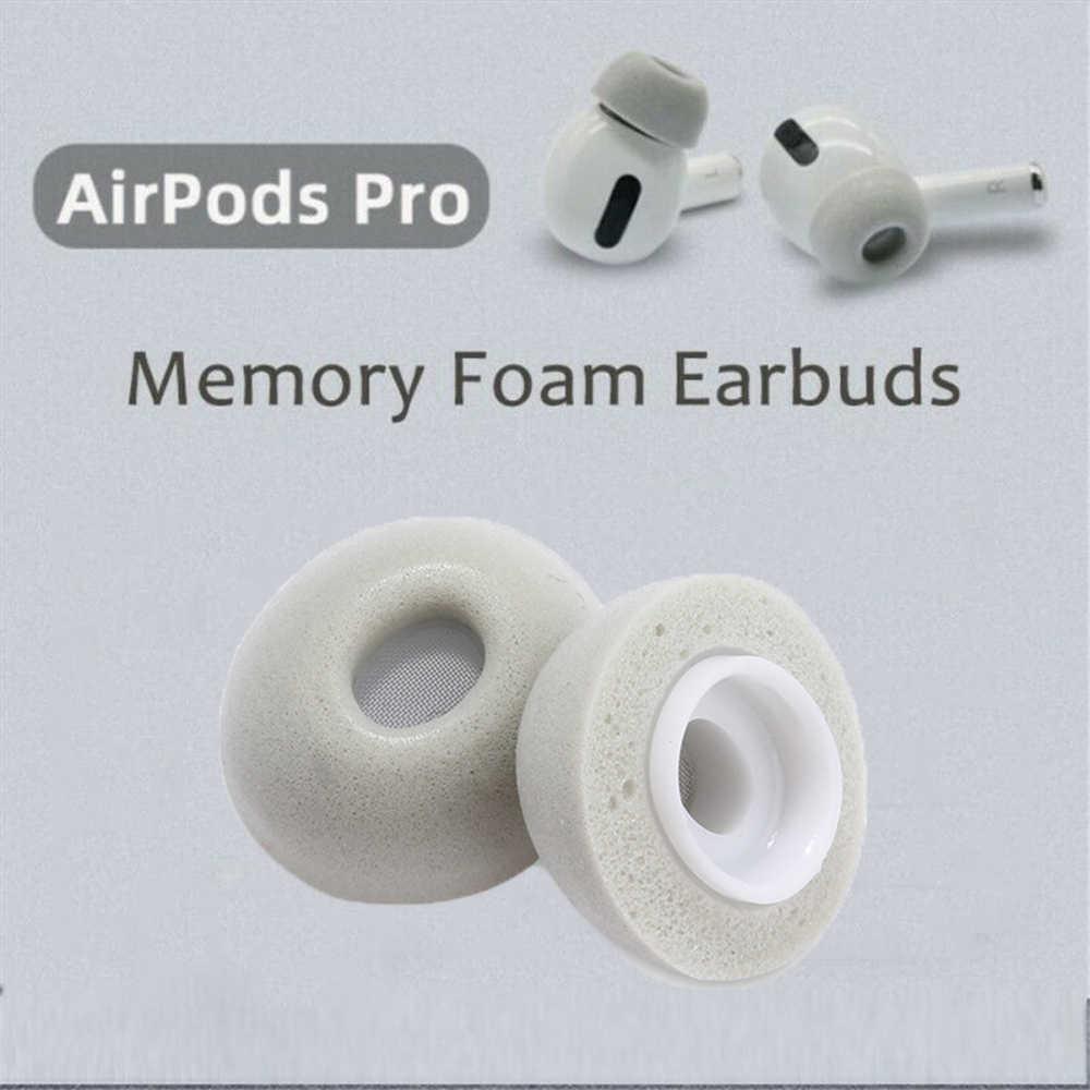 Ersatz-Memory-Foam-Ohrstöpsel Blocking Lärm für Apple Airpods Pro Kopfhörer