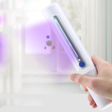 Portable 3W UV Lamp Disinfection UV Germicidal Lamp Wardrobe UV Sterilizer Kill Vlrus Lamp for Hospital Bedroom Professional