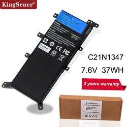 7.5V 37WH KingSener C21N1347 جديد بطارية لابتوب أسوس X554L X555 X555L X555LA X555LD X555LN X555MA 2ICP4/63/134 C21N1347