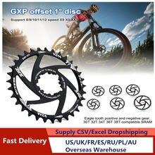 Велосипедная коленка 32t 34t 36t 38t 40t односкоростная Звездочка