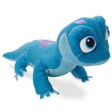 Toys Lizard Fire-Dragon Snow-Queen Fire-Spirit-Blue Plush-Doll Pet Gift Girls Elsa Cartoon