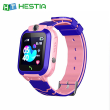 Q12 Smart Watch for Kids Children Waterproof GPS Smartwatch with Anti Lost SOS 2G SIM Camera Electronic Fence Two Way Call