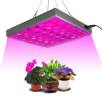 цена на 45W 25W LED Grow Light Full Spectrum Panel Red Blue White IR UV Growth Lamp For Indoor Plants Flower Seed Greenhouse Hydroponic