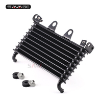 Engine Oil Cooler Radiator For BMW R NineT Scrambler Pure Urban G/S Motorcycle Accessories Parts Transmission Thermostat