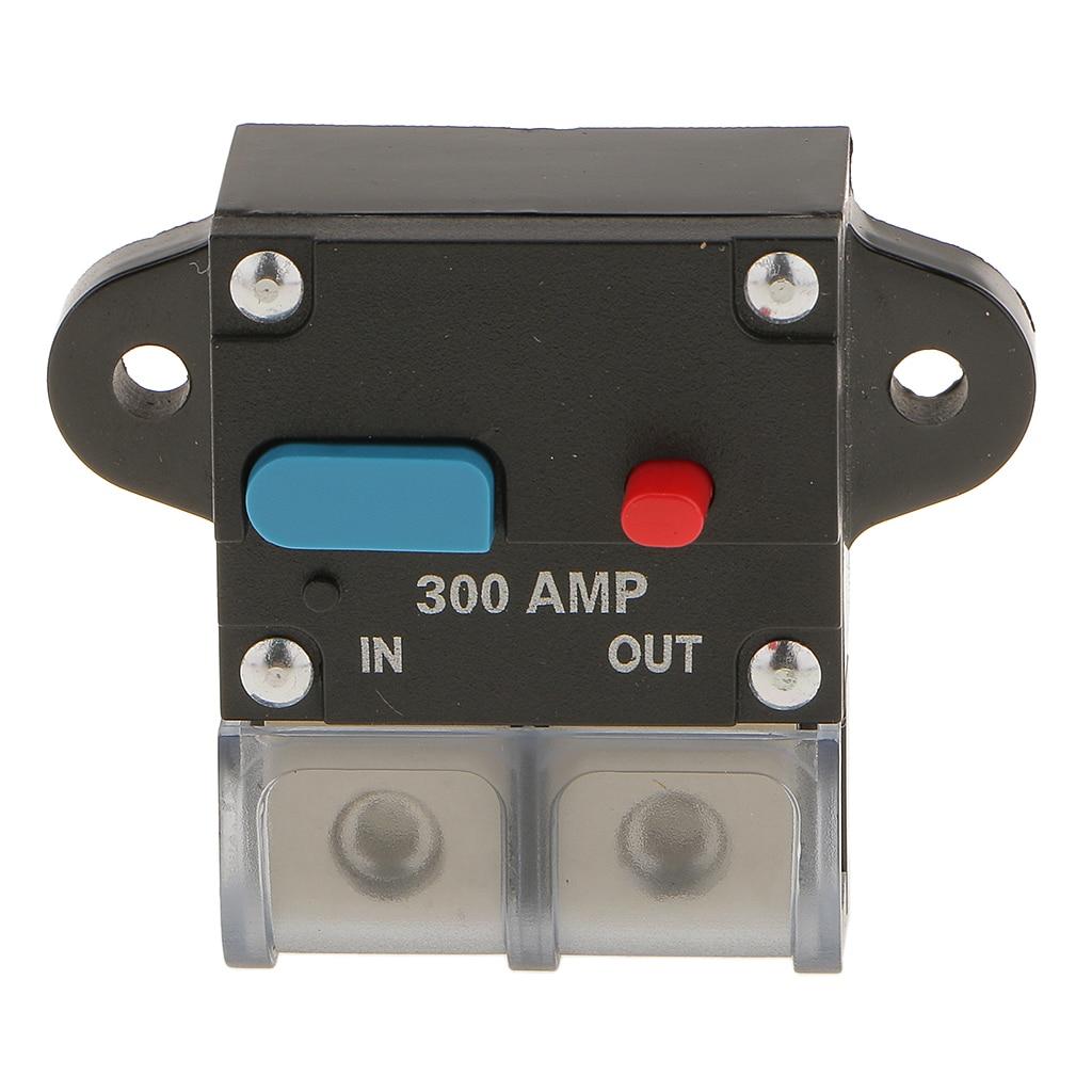 caminhao de carro audio 300 amp amplificador disjuntor fusivel titular agu estilo 12 v