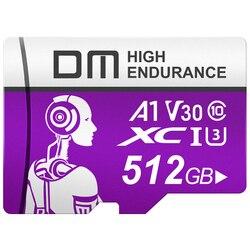 DM Ultra karta micro sd microSDHC 8GB 16GB 32GB 64GB 128GB 256GB 512GB karta pamięci tf karta