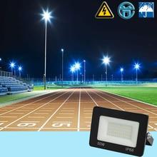 Уличный светильник, дорожка, светодиодный светильник, отражатель, светодиодный прожектор, водонепроницаемый IP65 Точечный светильник наружное настенное освещение 10 Вт 20w30w50w10