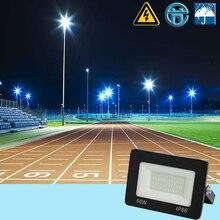 Street lamp Path lamp LED FloodLight Reflector LED Flood Light Waterproof IP65 Spotlight Wall Outdoor Lighting 10w 20w30w50w10