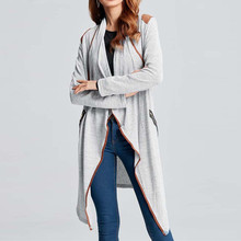 Womens Knitted Casual Long Sleeve Tshirts and Blouses Cardigans Jacket Outwear Plus Size Oversize Coat Elegant
