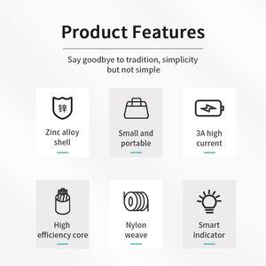 Image 3 - Joyroom كابل Micro USB 3A ، شحن سريع ، نقل البيانات ، متوافق مع Samsung Xiaomi Tablet ، Android