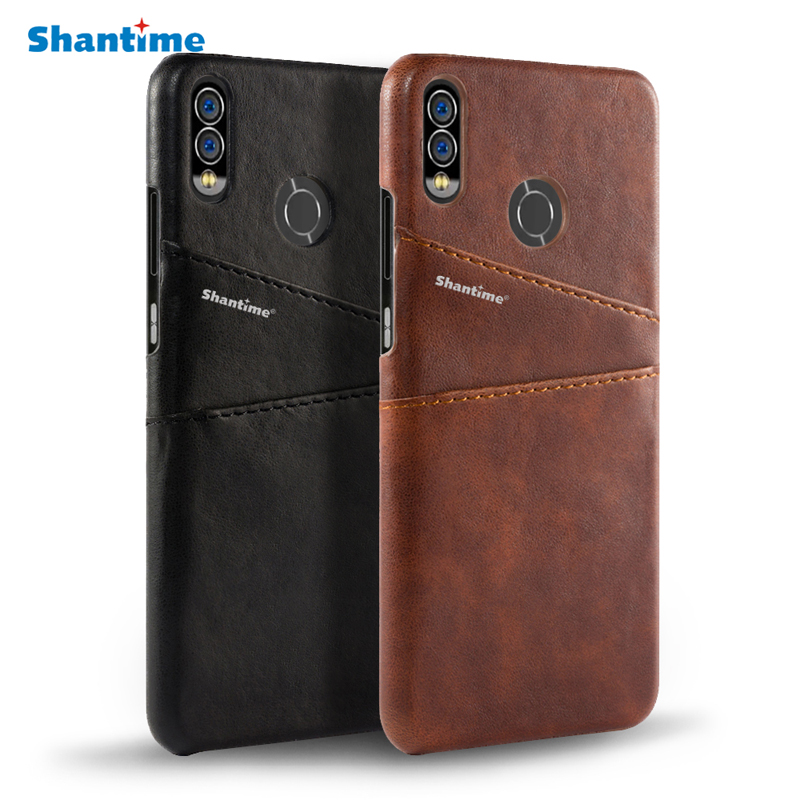 For Huawei Honor Play Pu Leather Case 8X Max Phone Note 10 Business