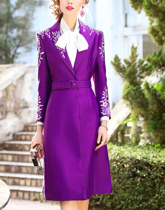 tailor shop custom made long jacket beading jacket mother of the bride dress with coat wedding dress mother mother of bride suit