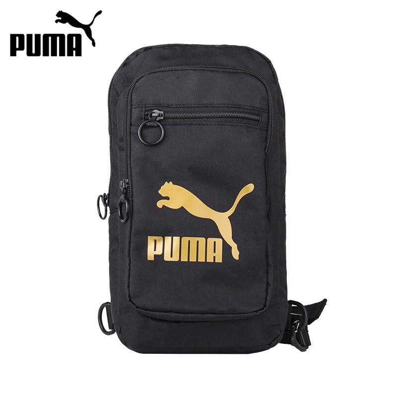 Original New Arrival   PUMA  Originals X-Bag Woven  Unisex  Handbags Sports Bags