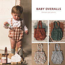 Pants Clothing Shorts Linen Newborn Baby-Boy-Girl Boys Child Summer Infant Print Spanish
