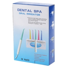 Professional Dental Water Floss Oral Irrigator Dental SPA Water Cleaner Tooth Flosser Cleaning Oral Gum Dental Care Jet