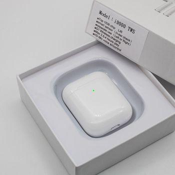 1 1 bezprzewodowy Bluetooth w uchu i9000 Tws inteligentny czujnik słuchawki douszne Bass Pop Up 5 0 PK H1 W1chip i120 i100 i500 i2000 TWS tanie i dobre opinie Dynamiczny wireless Z pałąkiem na kark 108±3dBdB Nonem Dla Telefonu komórkowego Do Internetu Bar Do Gier Wideo Monitor Słuchawkowe