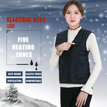 Smart Heating Cotton Vest 3